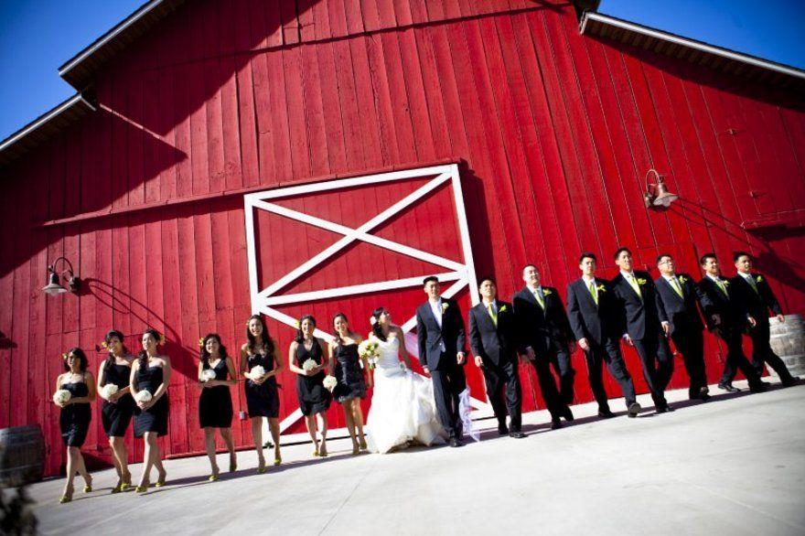 Camarillo ranch house wedding southern california santa