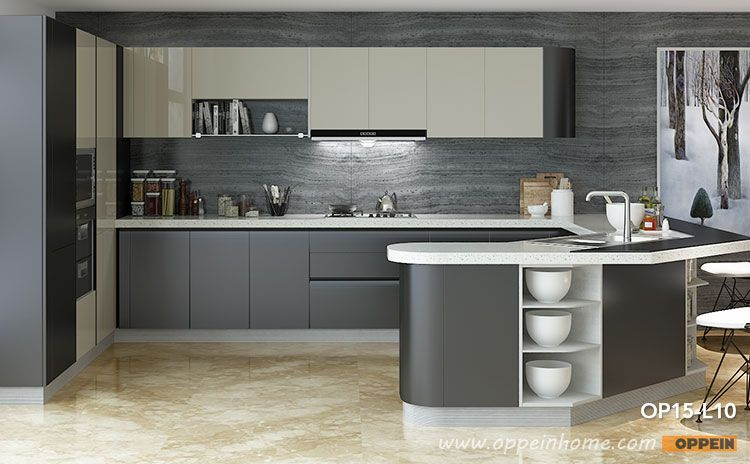 High Gloss Kitchens Ideas And