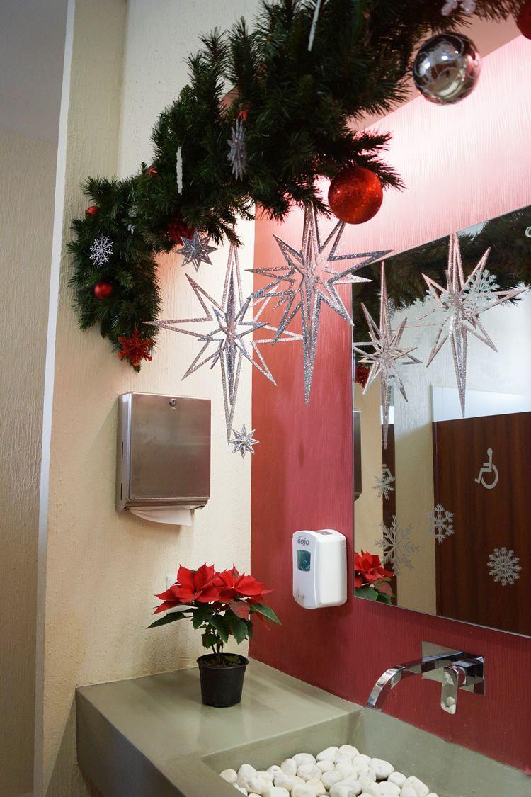 Decorando para la navidad norma angelica rangel cortes for Adornos de navidad para oficina