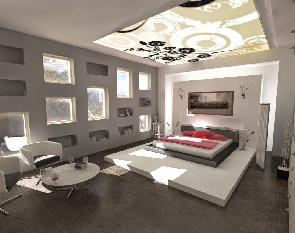 Top Modest Designs In Bedrooms That Will Rock 2014 Cret Que The Latest Catalog Of False Ceiling