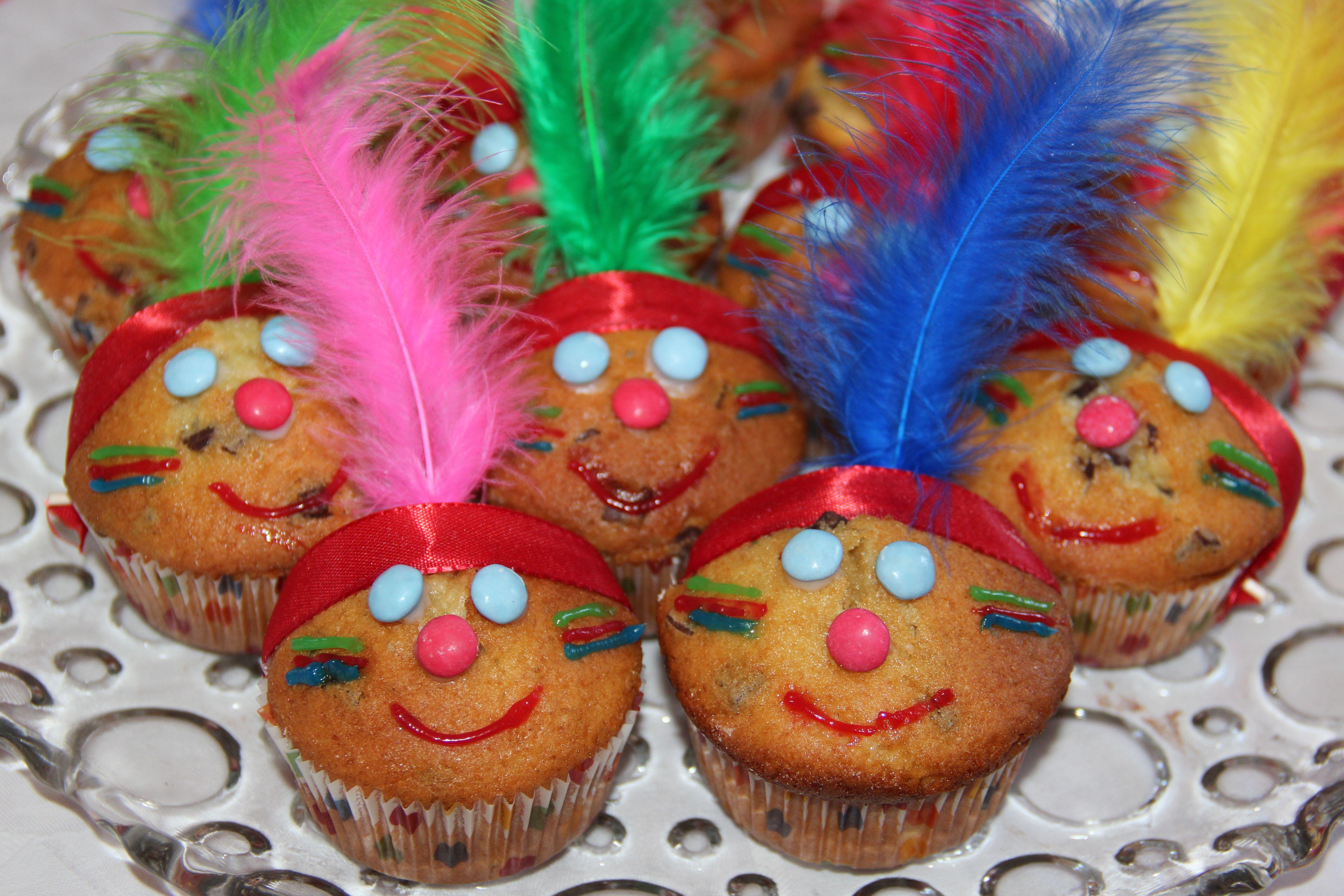 indianer muffins kindergeburtstag pinterest indianerin muffins und kinder geburtstag. Black Bedroom Furniture Sets. Home Design Ideas