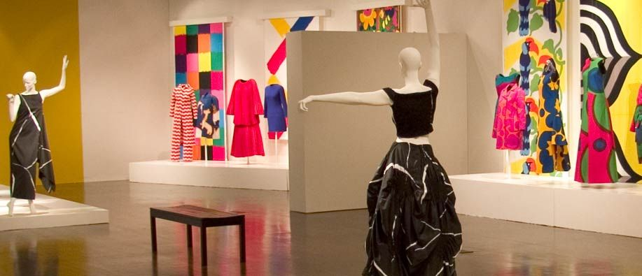 Marimekko Fabrics Fashion Architecture Explore A Selection Of Objects From The Fidm Museum Ga With Images Fashion Institute Institute Of Design Contemporary Dresses