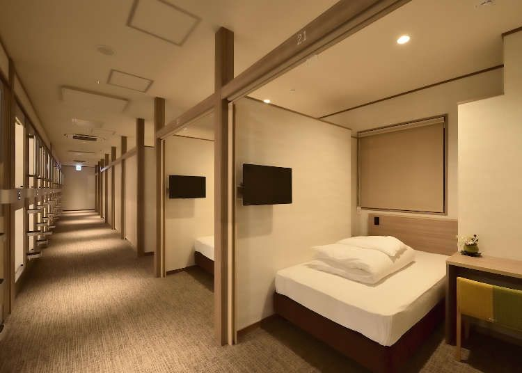 Top 5 Osaka Capsule Hotels (From $20/night!): Japan's Secret to a Good Night on a Budget!