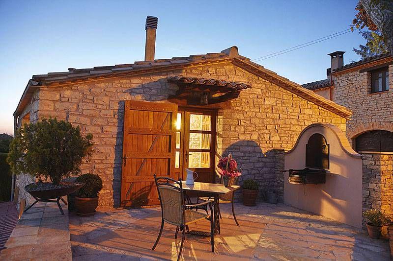 Casa rural el pastador en pujalt barcelona casas for Casa rural mansion de la plata penacaballera