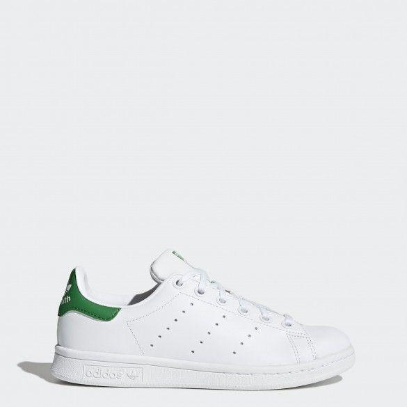 Детские кроссовки Adidas Stan Smith J M20605 • Подростковые кроссовки на  каждый день • Верх выполнен 49934024ef41b