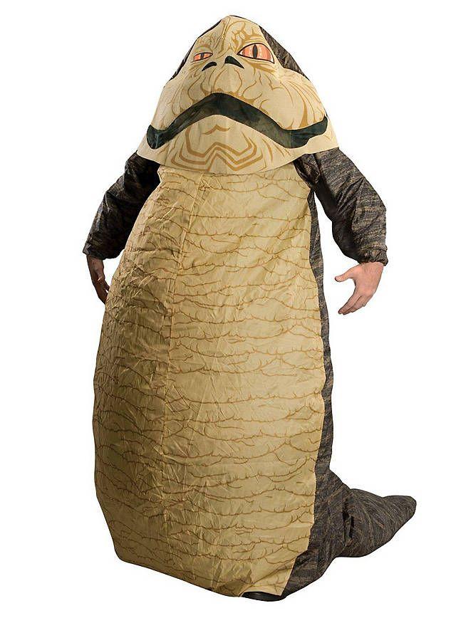 Star Wars Jabba the Hutt Aufblasbares Kostüm Star Wars Costumes - aufblasbare mobile badezimmer
