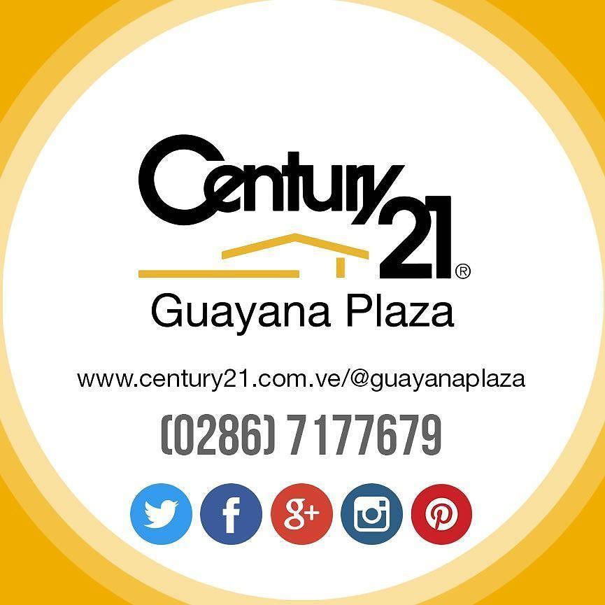 Con #Century21 Guayana Plaza es más fácil encontrar el inmueble que siempre has deseado. Te brindamos asesoría #inmobiliaria profesional. Compruébalo http://bit.ly/1jDlvVd y conecta en nuestros perfiles en las principales redes sociales.  Teléfono 0286-7177679 #BienesRaíces #inmobiliario #compra #venta #alquiler #oficina #local #casa #apartamento #terreno #realestate #realtor #Venezuela #Guayana #pzo #pzocity #C21