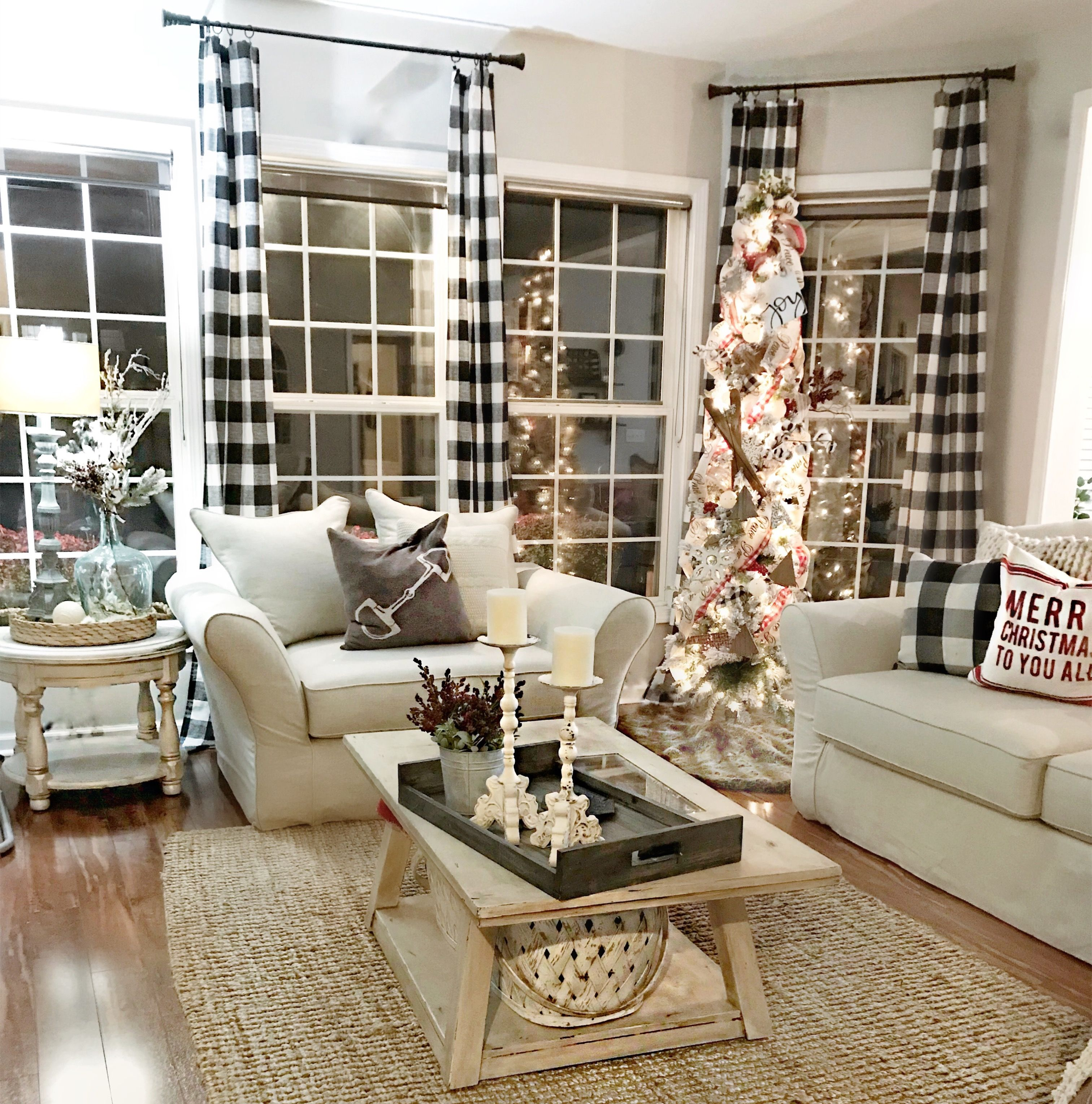 Family Rooms Living Rooms Vintage Farmhouse The