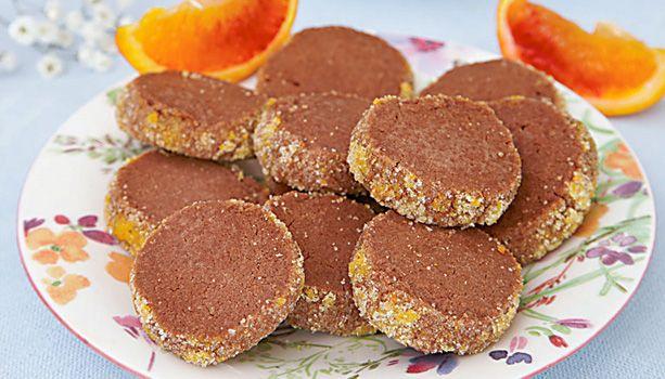 Chokladbryssel med apelsinsmak