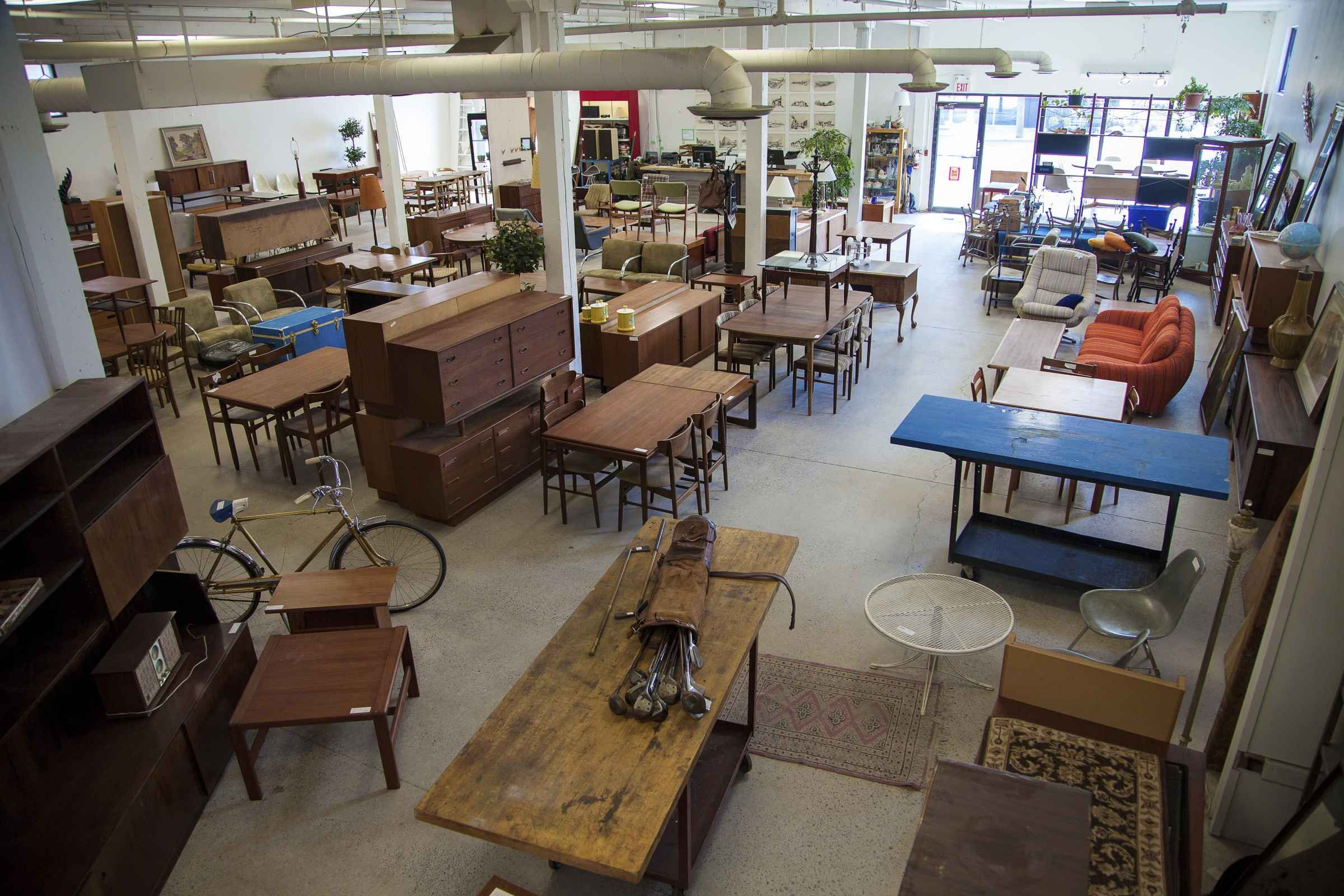 Finding A Decent Second Hand Furniture Store Might Be A Daunting Task. This  Short