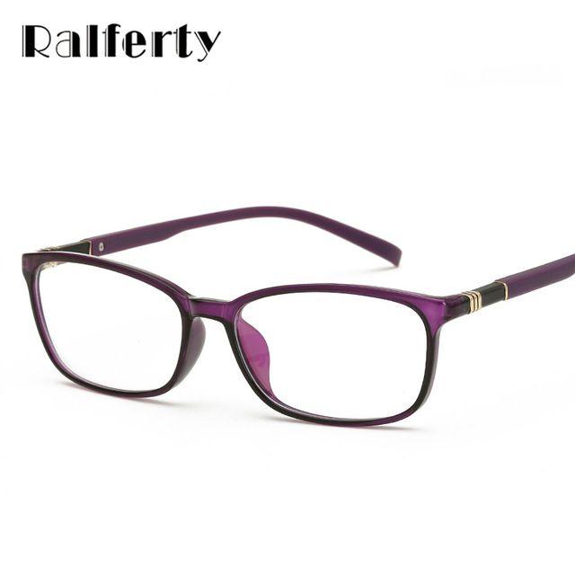Low Price $7.49, Buy Ralferty TR90 Small Glasses Frame Women ...