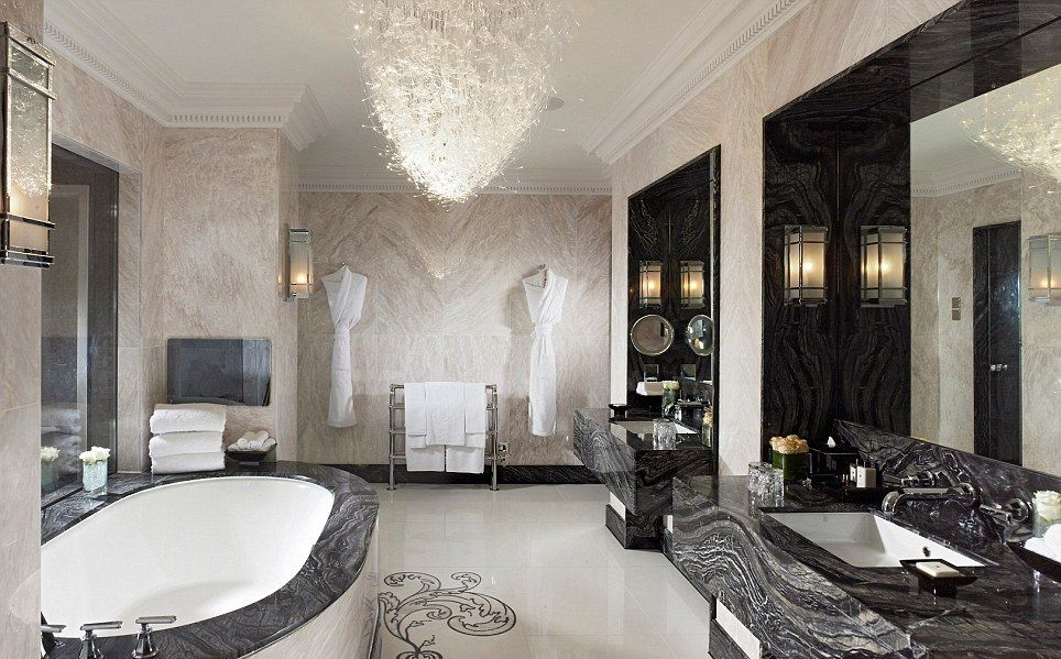 modern bathroom design ideas to be implemented from luxury hotels rh pinterest com