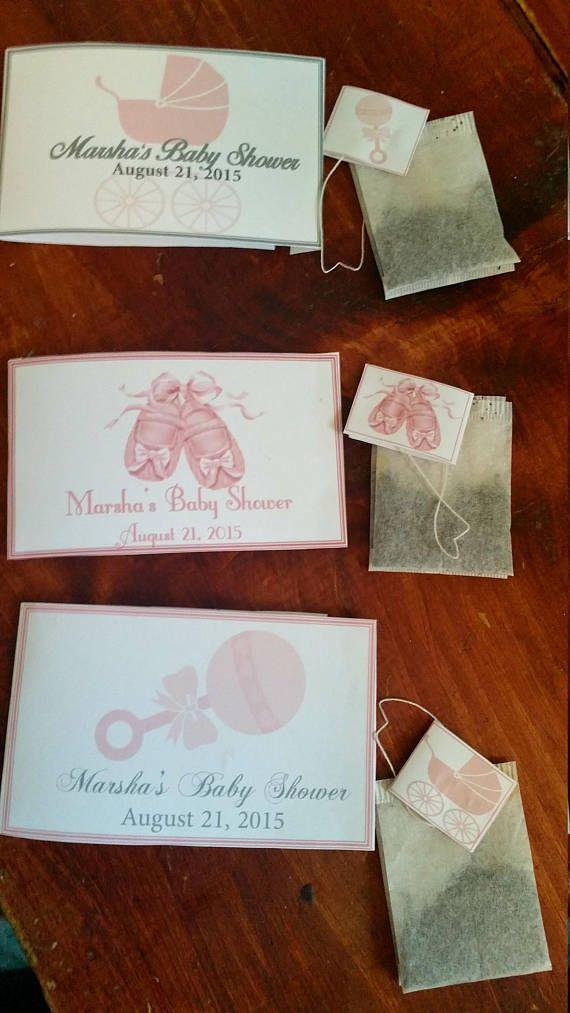 creative bridal shower invitation ideas%0A Unique Wedding Favor Ideas  sponsored     Unique Tea Bag Party Favors  Bridal  Shower