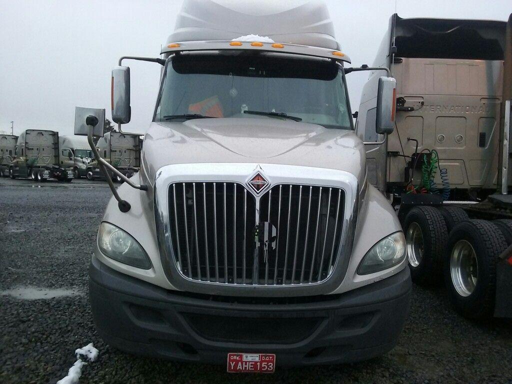 Daily Driver Prostar International Truck Semi Trucks Trucks