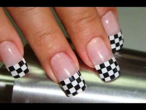 AJEDREZ UÑAS-NAIL OF CHESS