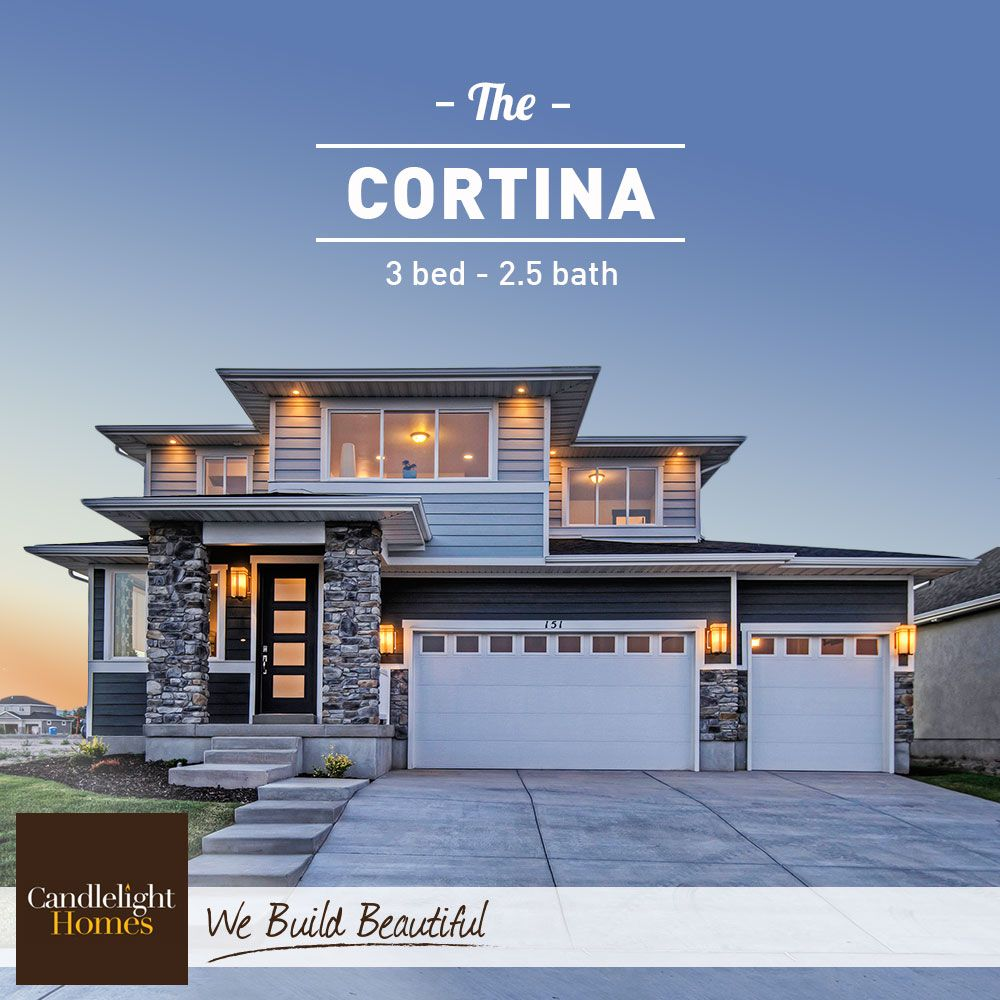 What is your favorite part about this contemporary style home candlelighthomes utahhomes newhomesutah