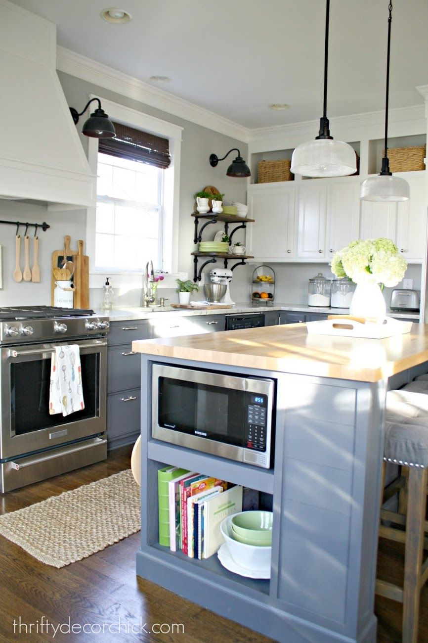 the kitchen that sarah built kitchen kitchen decor diy kitchen rh pinterest com