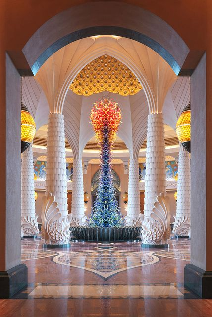 """Atlantis Dubai """"idee per viaggiare"""""""