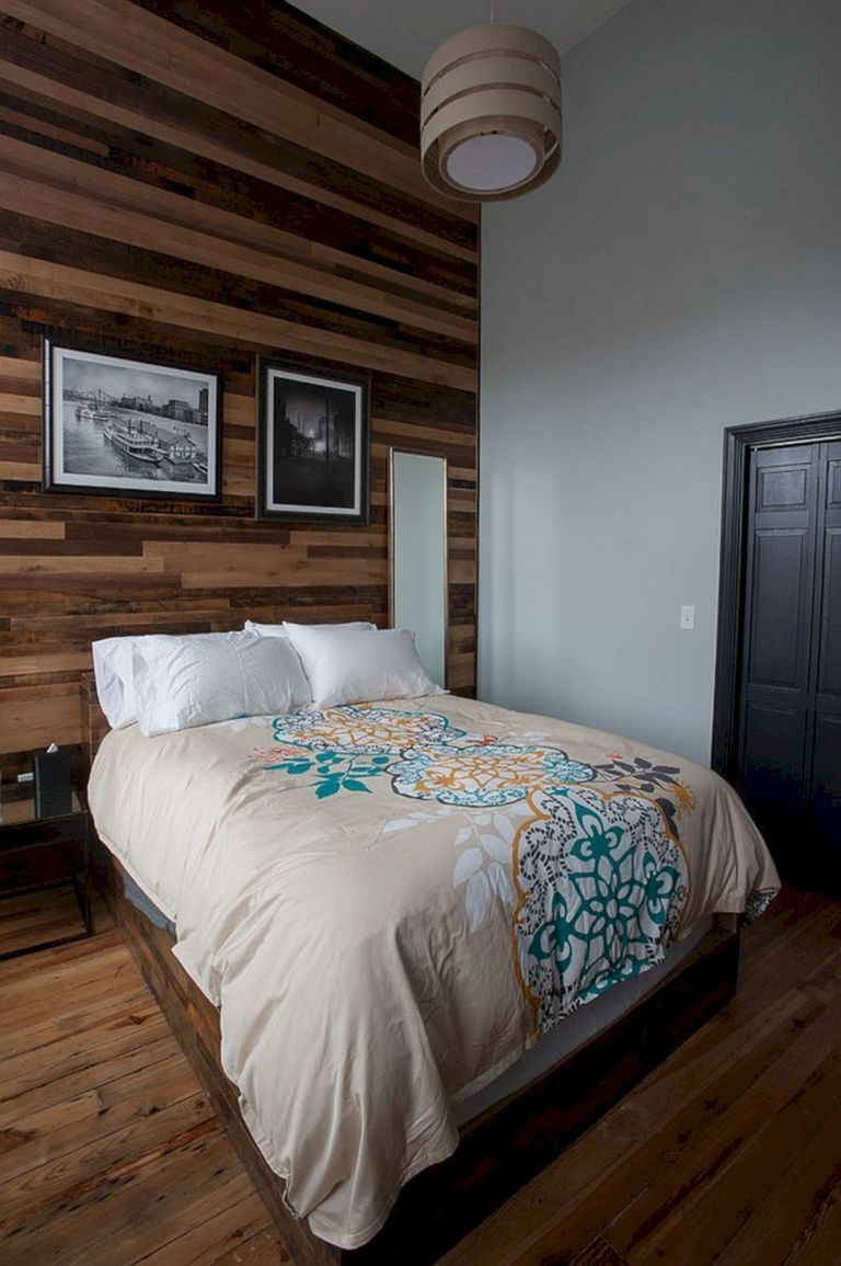 rustic bedroom wall ideas 80 bedroom design decor pinterest rh pinterest com