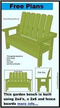 shed plans shed plans shed plans diy garden bench pdf rh pinterest ca