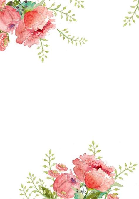 Pagina decorata stampabile gratis   Eu em Detalhes   Pinterest ...