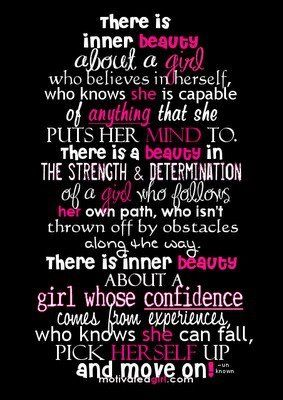 Quotes About Strength And Beauty Classy Great Motivational Quote.if You Are Ugly On The Inside You're