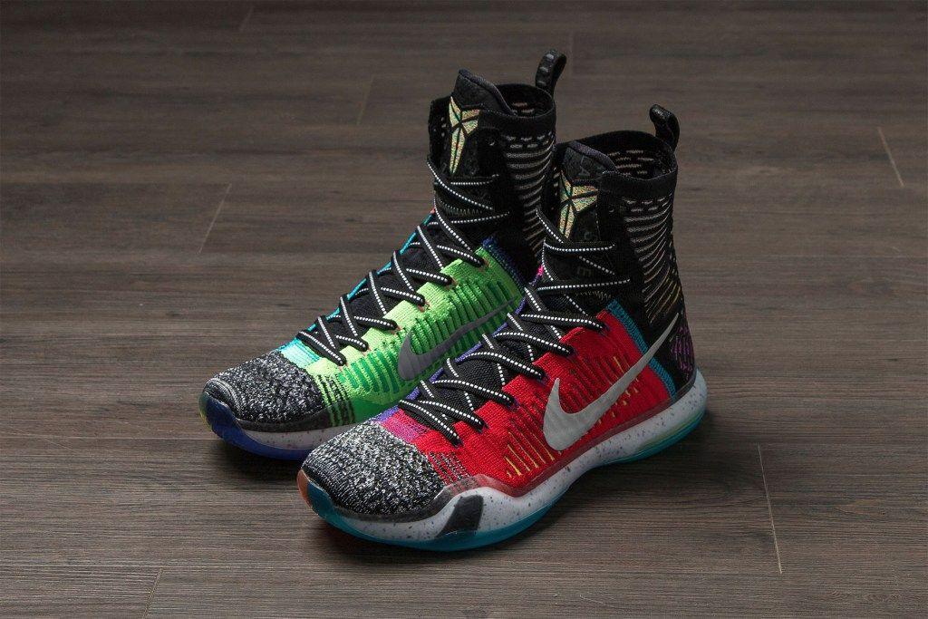 Nike Kobe X Elite