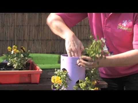Polanter Vertical Gardening System [video] | Home Design, Garden & Architecture Blog Magazine