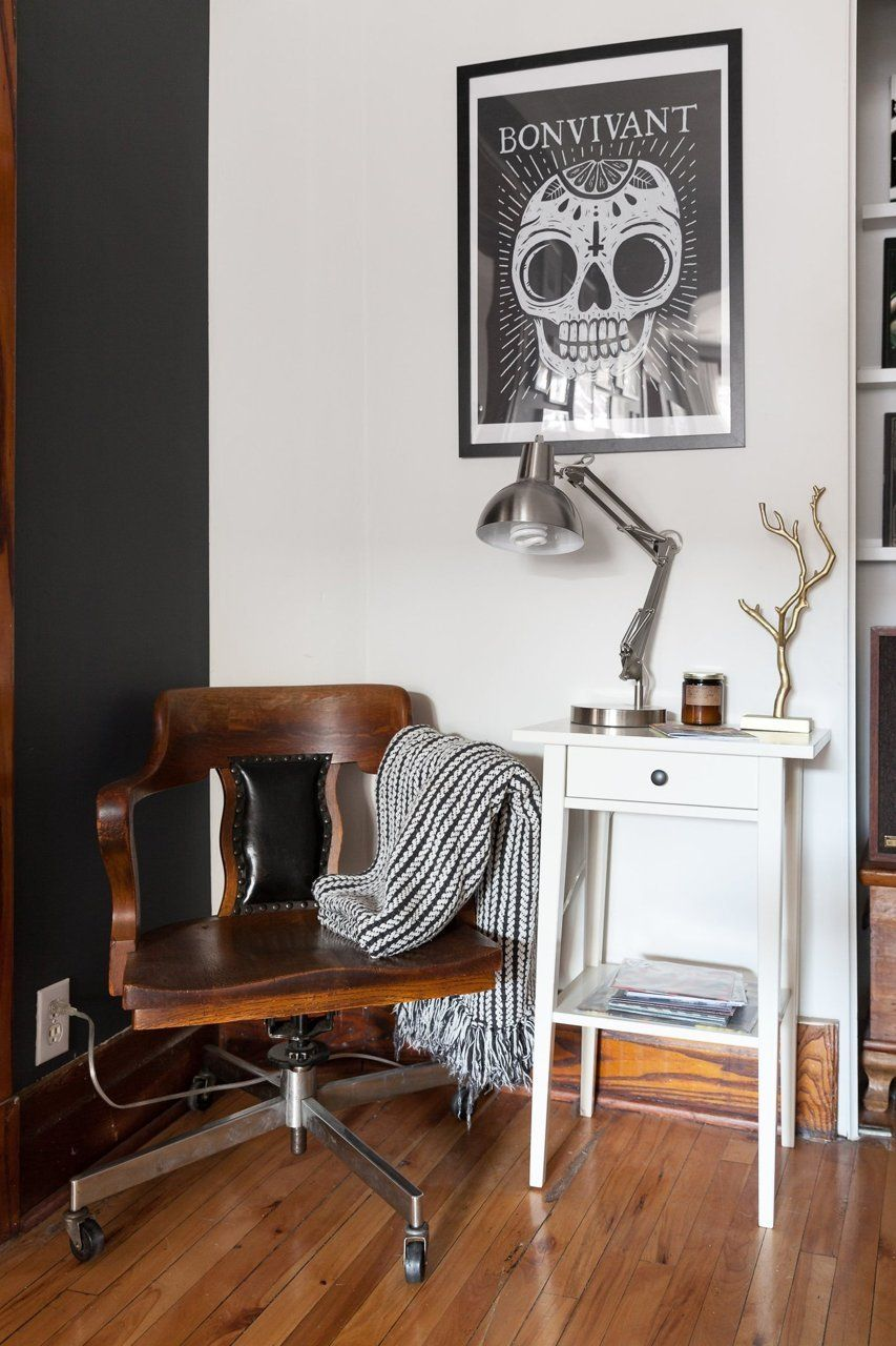 House Tour A Colorful and Edgy Montreal