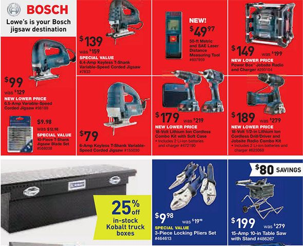 Lowes Black Friday 2014 Tool Deals Page 4