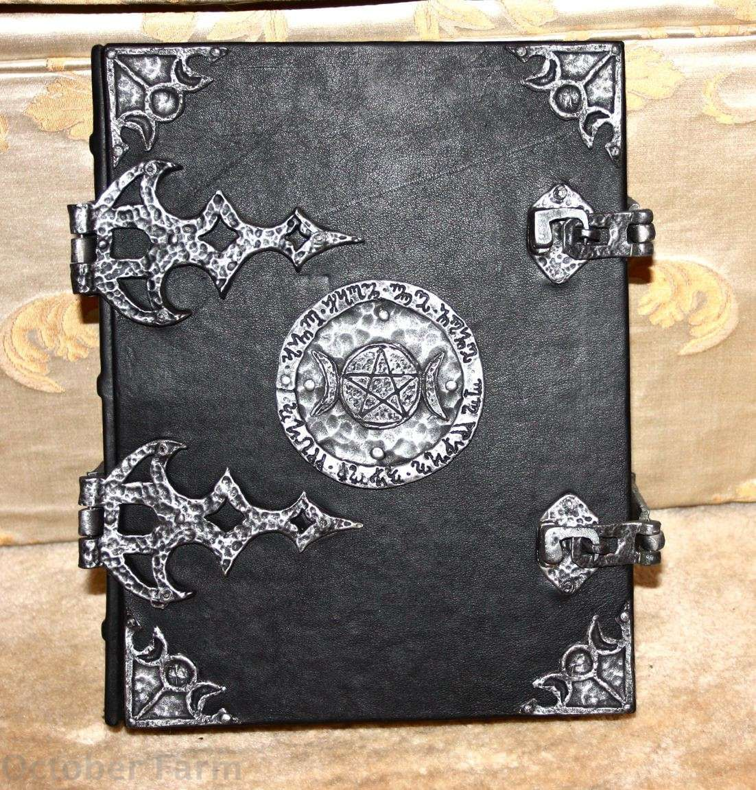 Octoberfarm: The Original Practical Magic Spellbook