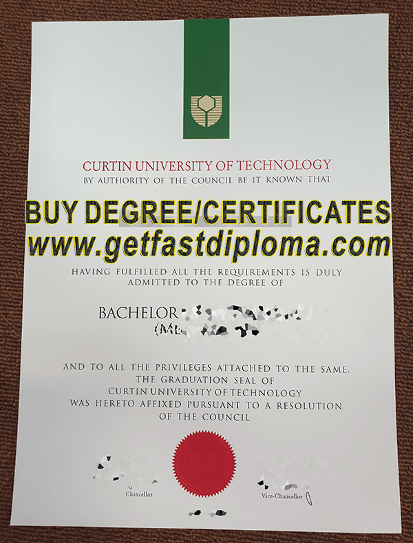 Curtin University Bachelor Degree Certificate How To Buy Curtin University Diploma From Australia Buy Col Degree Certificate Curtin University College Diploma