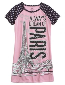 bcc89bd2e142 Shop Paris Nightgown and other trendy girls pajamas pjs