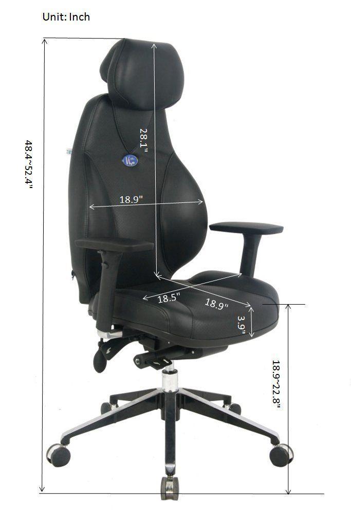 viva office hottest high back ergonomic multi function luxury rh pinterest co uk