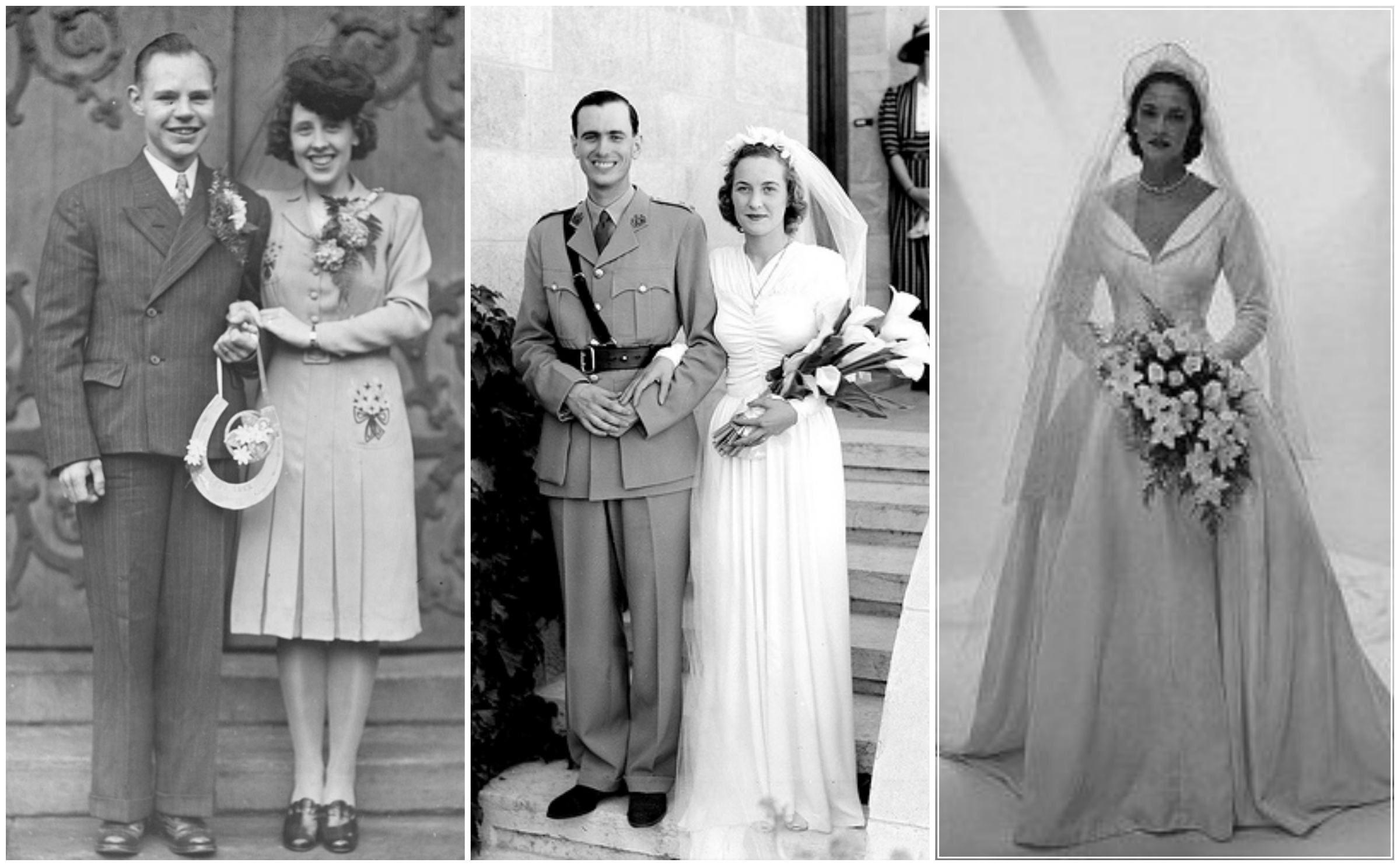 Abiti Da Cerimonia Anni 40.Abito Da Sposa Vintage Dagli Anni 20 Ai 70 Quale Epoca Scegliere