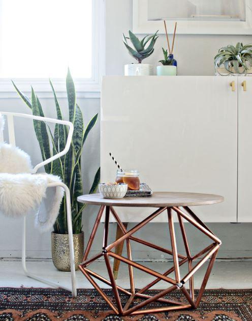 Diy Meuble   Tables Basses Originales  Fabriquer  Petites Tables