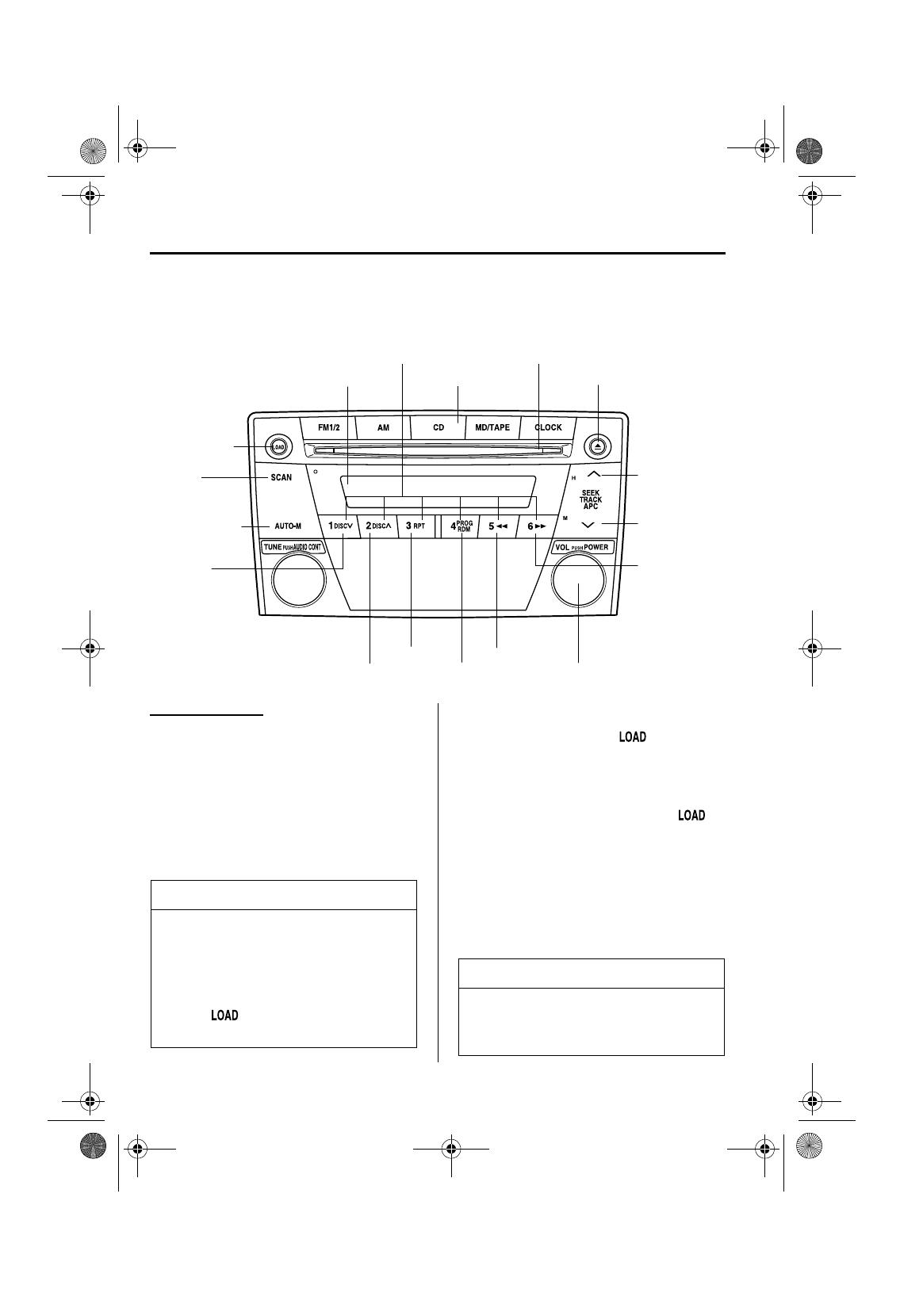 Mazda Premacy 2002 Owners Manual PDF