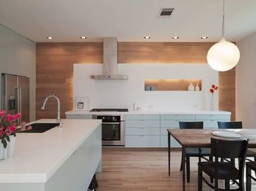 David Wilkes Builders Contemporary Kitchen Austin David Wilkes Builders Kitchens Without Upper Cabinets Modern Kitchen Design Kitchen Remodel Design