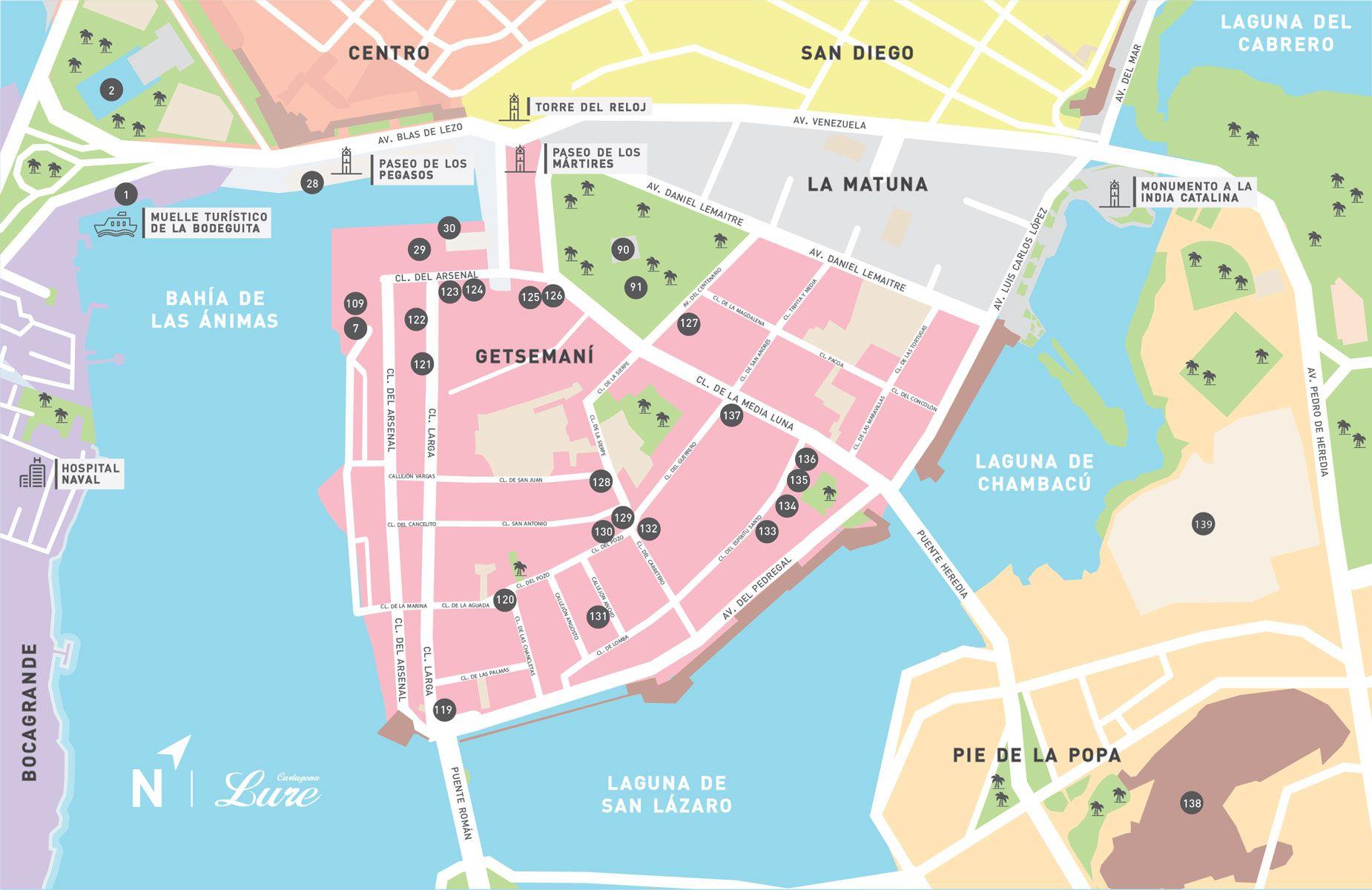 Colombia On World Map%0A  MAPA  Getseman    Legenda no link  CartagenaColombiaMapsSup