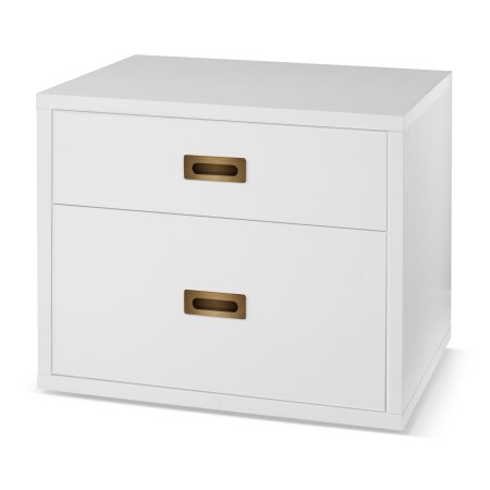 better homes gardens ludlow convertible file cabinet white rh pinterest com