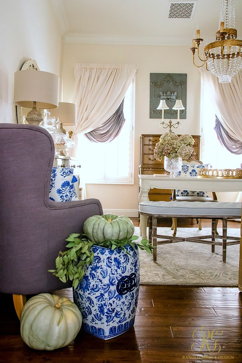 Room Fresh Ideas for Fall Home Tour