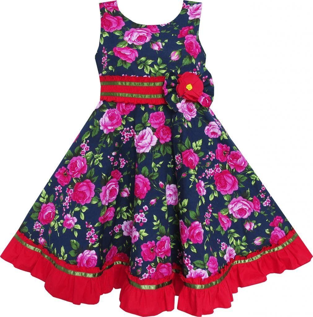 Berühmt Mädchen Marine Partykleid Bilder - Hochzeit Kleid Stile ...