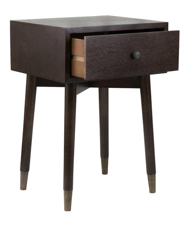 pellston end table with storage to sleep pinterest end tables rh pinterest com
