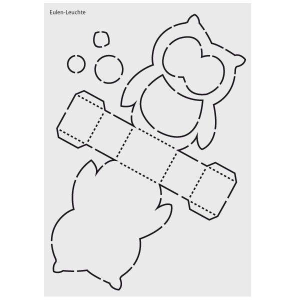 design schablone nr 2 basteln pinterest basteln laternen basteln und laterne basteln. Black Bedroom Furniture Sets. Home Design Ideas
