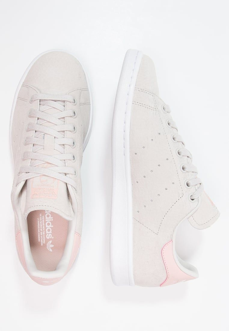 682a2ad7e09 Adidas Originals STAN SMITH - Sneaker low - pearl grey/white/vapour pink  €109,95
