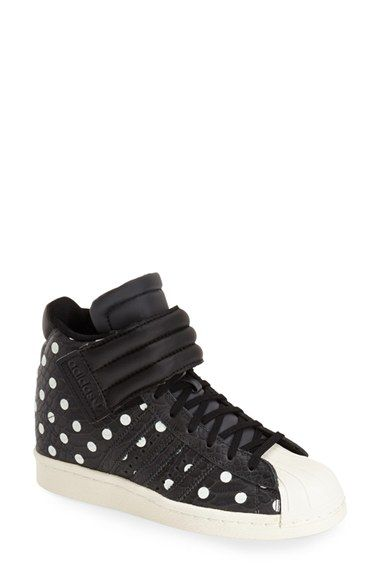 ffea74319c01 Free shipping and returns on adidas  Superstar Up Strap  Hidden Wedge  Sneaker (Women) at Nordstrom.com. A hidden wedge heel amps up the  street-savvy ...