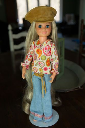 Gorgeous-OOAK-Crissy-Tressy-Custom-Doll-with-OOAK-Mod-Outfit