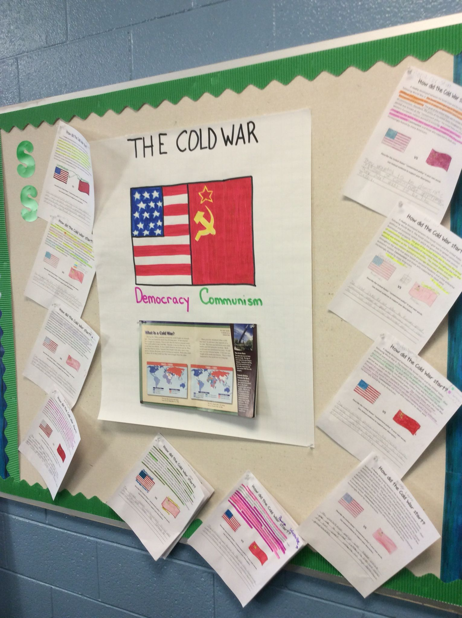 The Cold War Anchor Chart