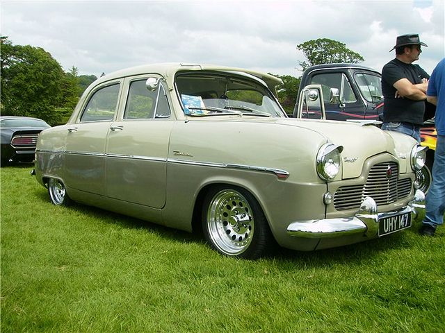 Ford Zephyr Zodiac Mk1 Ford Zephyr Hot Rods Cars Muscle Classic Cars