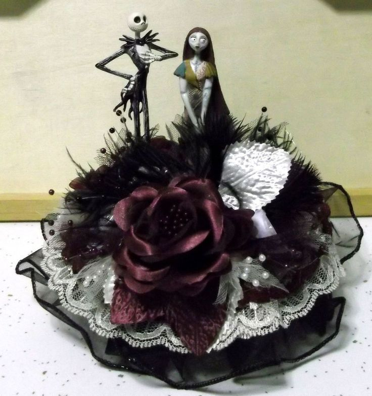 Image Result For Nightmare Before Christmas Wedding Centerpieces